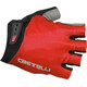 Castelli Entrata Bike Gloves red